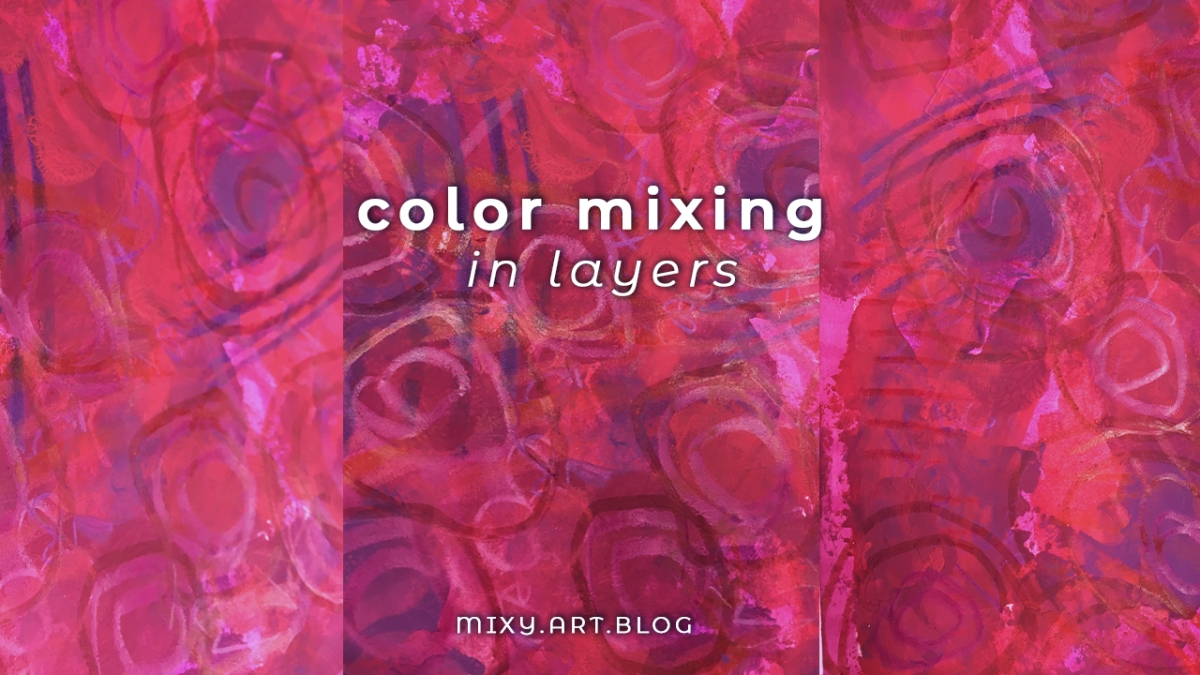 color mixing inlayers