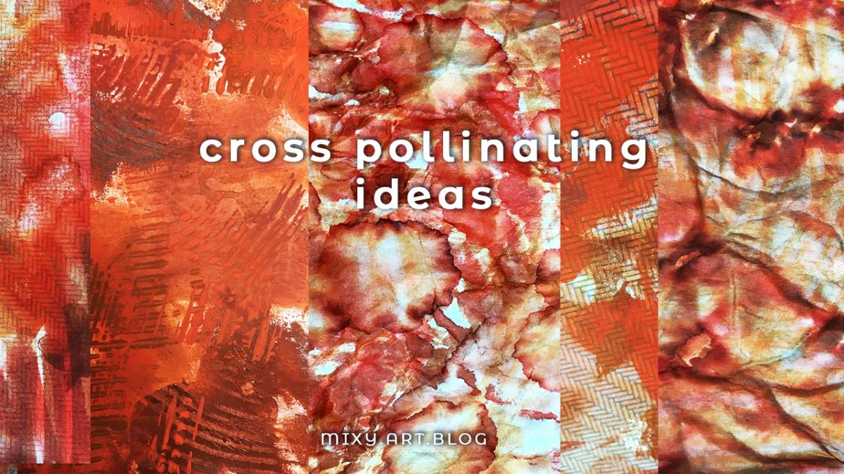 cross pollinating ideas