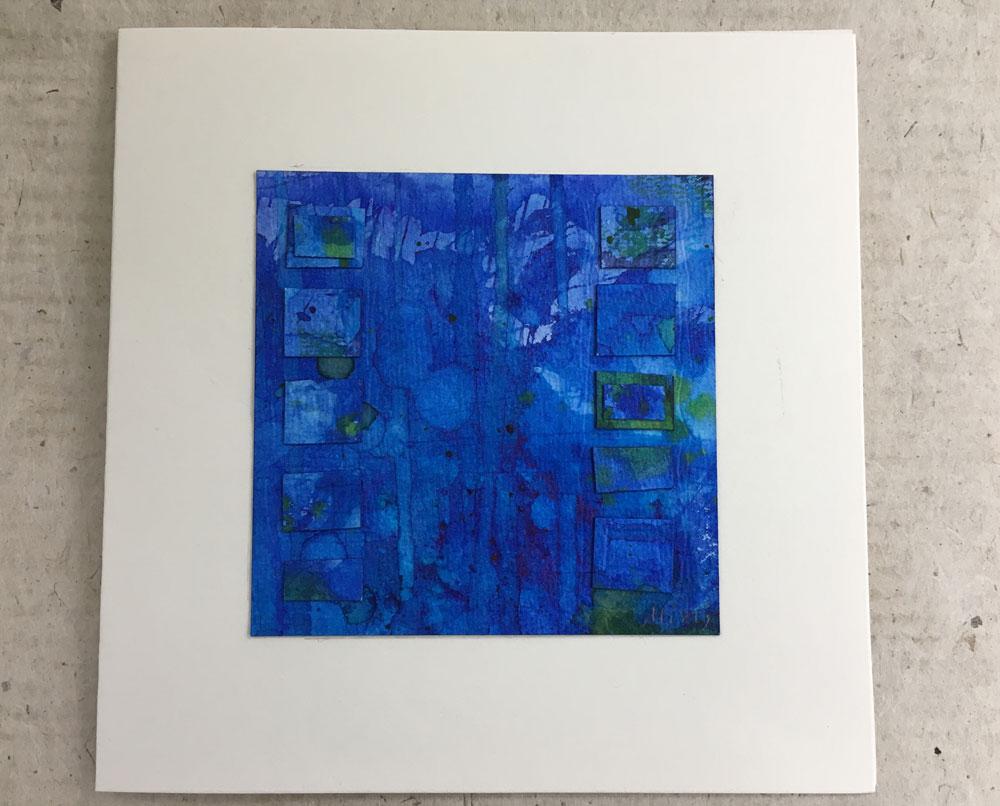 Art Card Inner Space #7