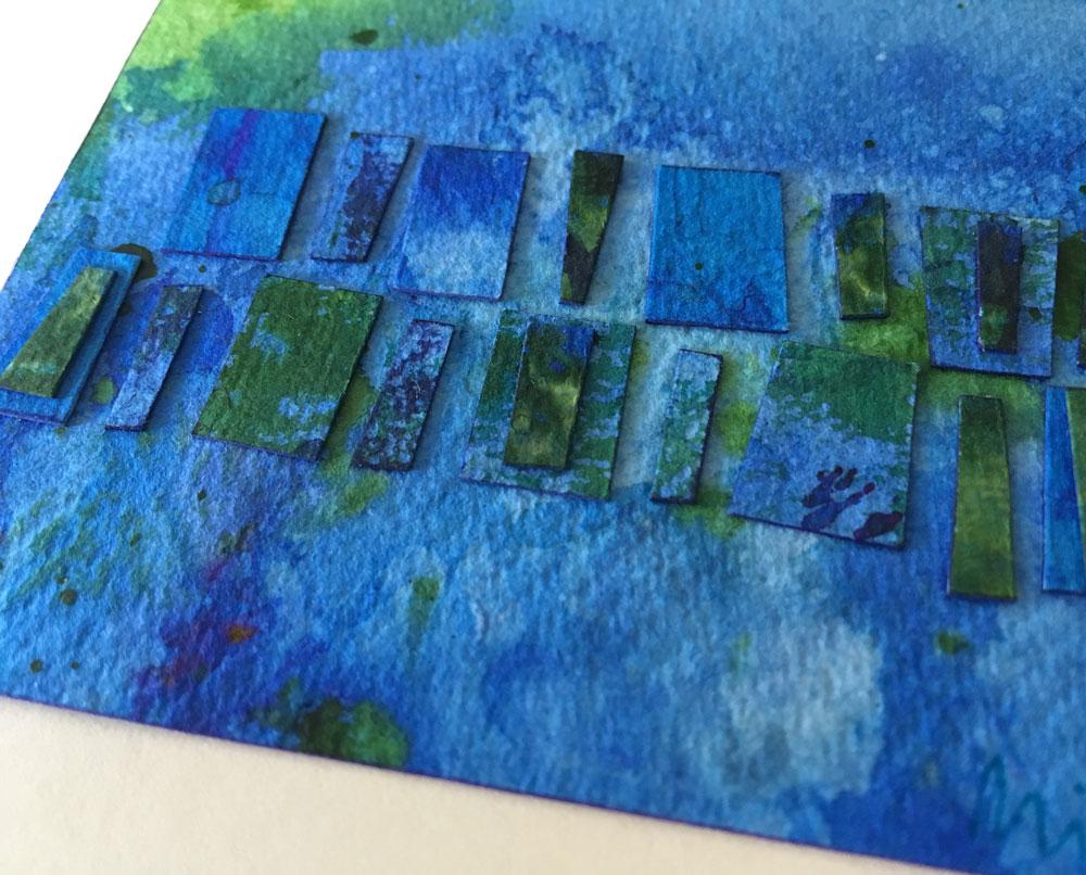 Art Card Inner Space #6