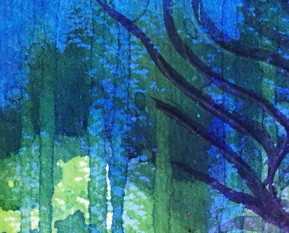 Art Card Inner Space #8