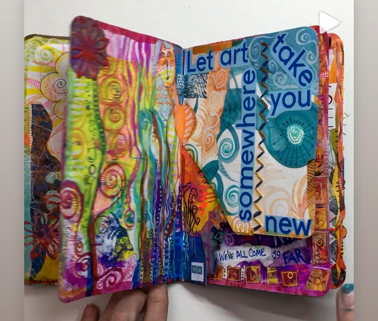 Sketchbook Project 2020