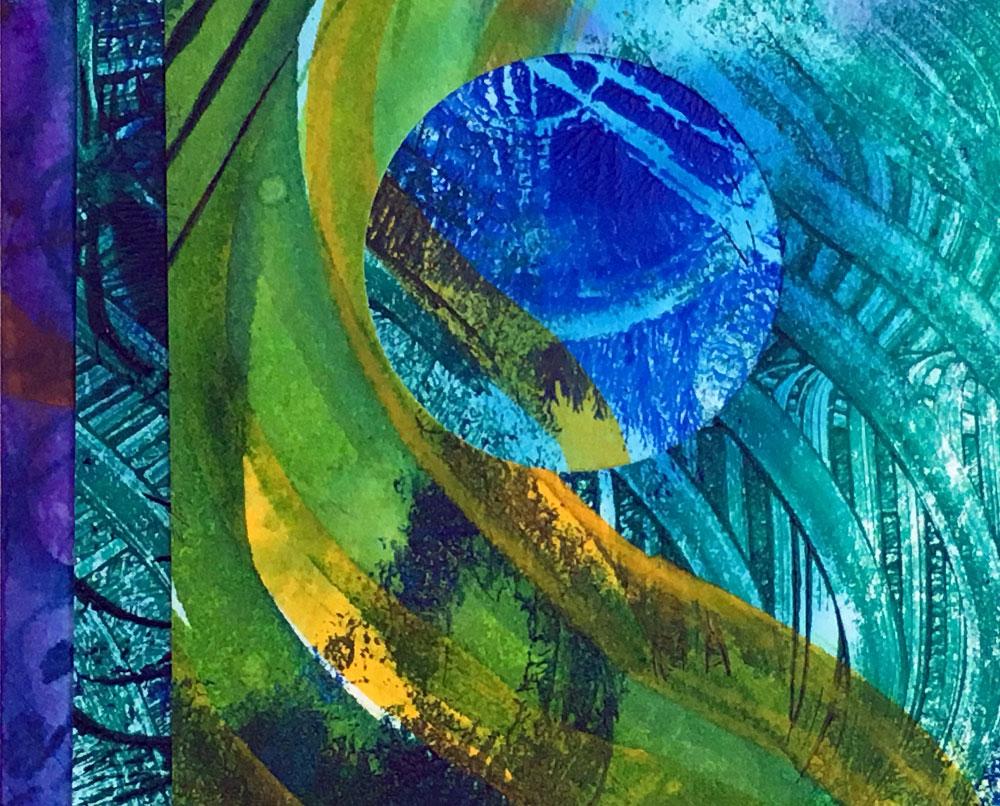 Art Card Inner Space #15