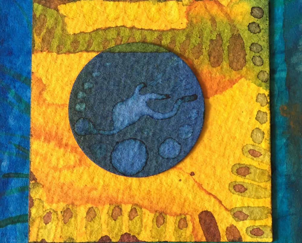 Art Card Inner Space #2