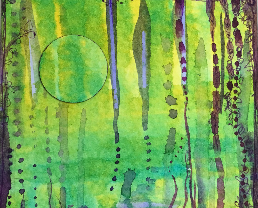 Art Card Inner Space #5