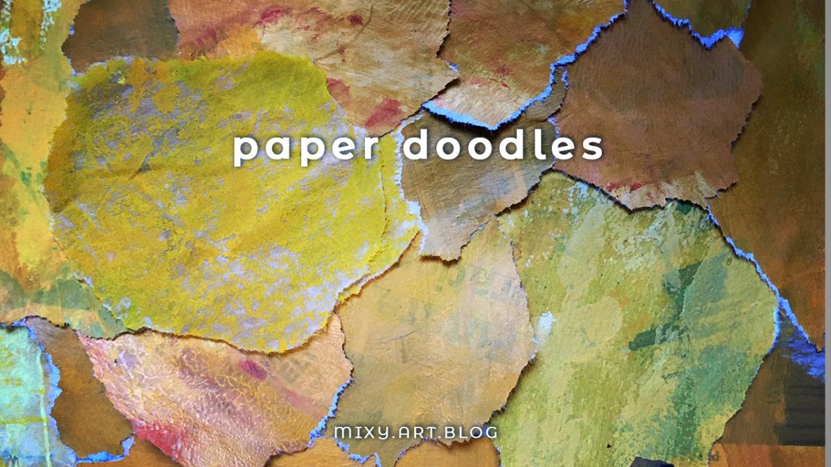 paper doodles